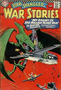 Cover Thumbnail for Star Spangled War Stories (DC, 1952 series) #128