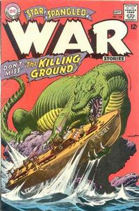 Cover Thumbnail for Star Spangled War Stories (DC, 1952 series) #134