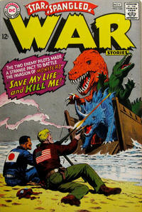 Cover Thumbnail for Star Spangled War Stories (DC, 1952 series) #135