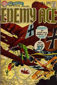 Cover for Star Spangled War Stories (DC, 1952 series) #148