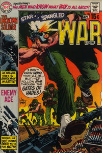 Cover Thumbnail for Star Spangled War Stories (DC, 1952 series) #152
