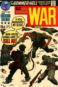 Cover Thumbnail for Star Spangled War Stories (DC, 1952 series) #155