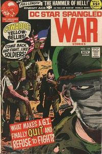 Cover Thumbnail for Star Spangled War Stories (DC, 1952 series) #159