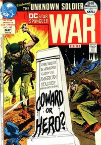 Cover Thumbnail for Star Spangled War Stories (DC, 1952 series) #162