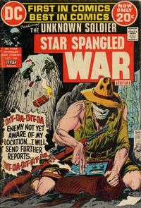 Cover Thumbnail for Star Spangled War Stories (DC, 1952 series) #164