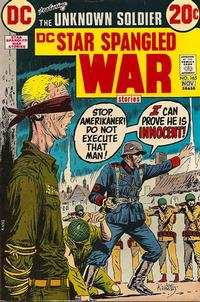 Cover Thumbnail for Star Spangled War Stories (DC, 1952 series) #165