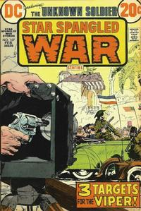 Cover Thumbnail for Star Spangled War Stories (DC, 1952 series) #167