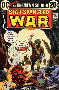 Cover Thumbnail for Star Spangled War Stories (DC, 1952 series) #170