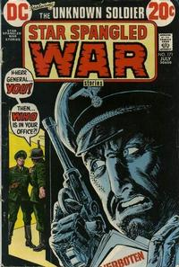 Cover Thumbnail for Star Spangled War Stories (DC, 1952 series) #171