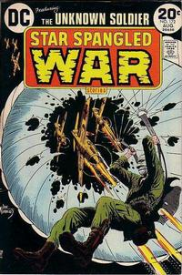 Cover Thumbnail for Star Spangled War Stories (DC, 1952 series) #172