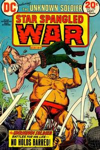 Cover Thumbnail for Star Spangled War Stories (DC, 1952 series) #173