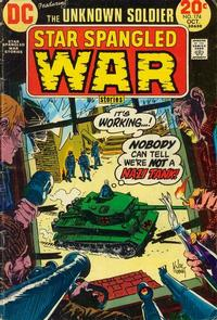 Cover Thumbnail for Star Spangled War Stories (DC, 1952 series) #174