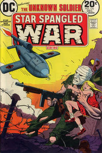Cover Thumbnail for Star Spangled War Stories (DC, 1952 series) #176