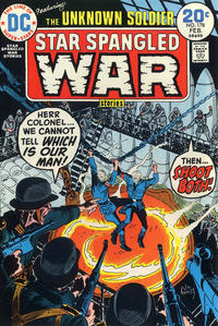Cover Thumbnail for Star Spangled War Stories (DC, 1952 series) #178