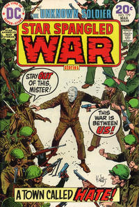Cover Thumbnail for Star Spangled War Stories (DC, 1952 series) #179