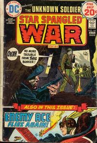 Cover Thumbnail for Star Spangled War Stories (DC, 1952 series) #181