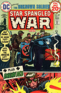 Cover Thumbnail for Star Spangled War Stories (DC, 1952 series) #182