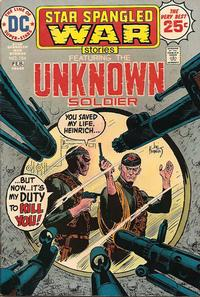 Cover Thumbnail for Star Spangled War Stories (DC, 1952 series) #184