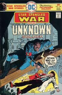 Cover Thumbnail for Star Spangled War Stories (DC, 1952 series) #190