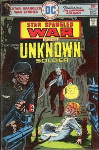 Cover Thumbnail for Star Spangled War Stories (DC, 1952 series) #191