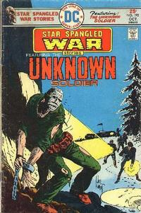 Cover Thumbnail for Star Spangled War Stories (DC, 1952 series) #192