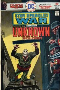 Cover Thumbnail for Star Spangled War Stories (DC, 1952 series) #193