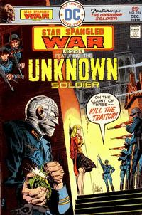 Cover Thumbnail for Star Spangled War Stories (DC, 1952 series) #194