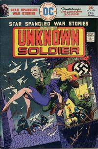 Cover Thumbnail for Star Spangled War Stories (DC, 1952 series) #196