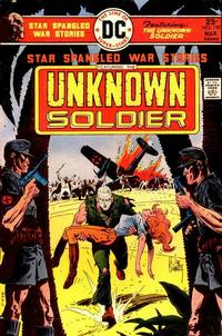 Cover Thumbnail for Star Spangled War Stories (DC, 1952 series) #197