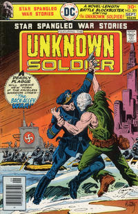 Cover Thumbnail for Star Spangled War Stories (DC, 1952 series) #201
