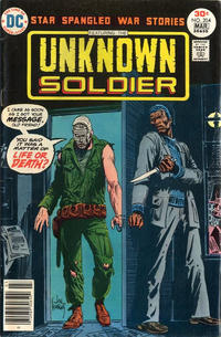 Cover Thumbnail for Star Spangled War Stories (DC, 1952 series) #204