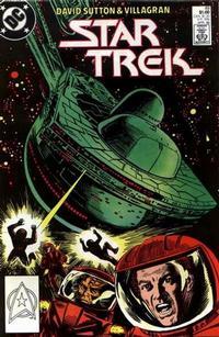 Cover Thumbnail for Star Trek (DC, 1984 series) #49 [Direct]