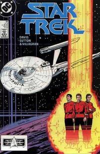 Cover Thumbnail for Star Trek (DC, 1984 series) #55 [Direct]