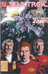 Cover Thumbnail for Star Trek (DC, 1989 series) #47