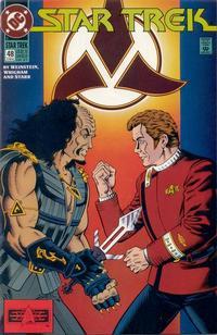 Cover Thumbnail for Star Trek (DC, 1989 series) #48