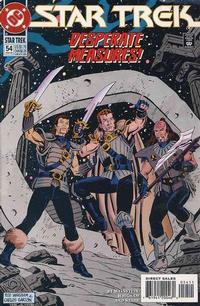 Cover Thumbnail for Star Trek (DC, 1989 series) #54