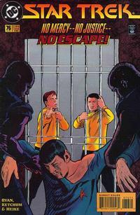 Cover Thumbnail for Star Trek (DC, 1989 series) #76