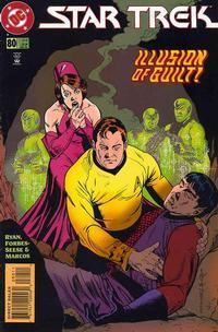 Cover Thumbnail for Star Trek (DC, 1989 series) #80 [Direct Sales]