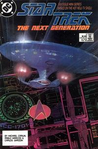 Cover Thumbnail for Star Trek: The Next Generation (DC, 1988 series) #1 [Direct]