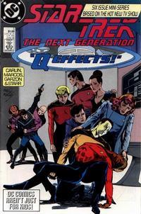 Cover Thumbnail for Star Trek: The Next Generation (DC, 1988 series) #5