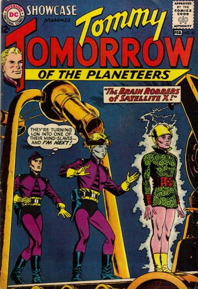 Cover for Showcase (DC, 1956 series) #42