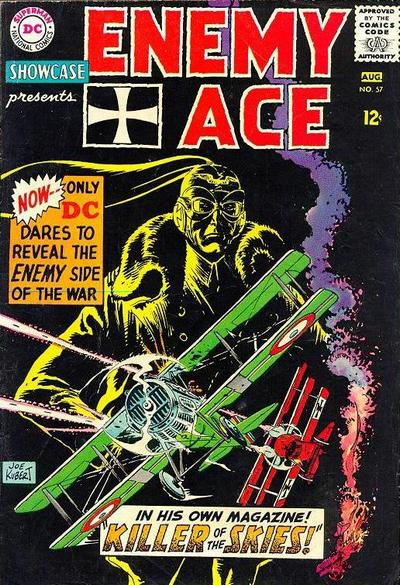 Cover for Showcase (DC, 1956 series) #57