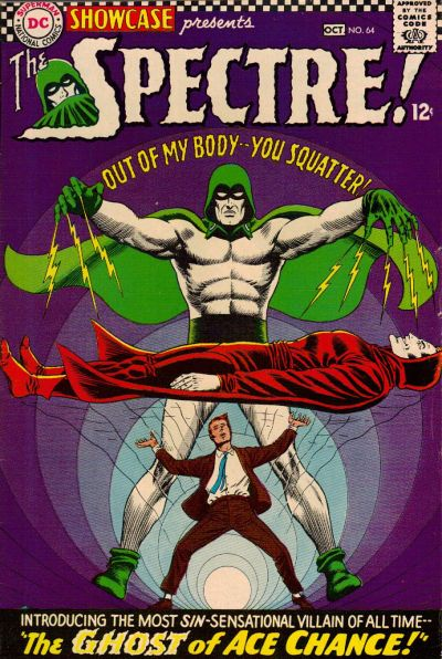 Cover for Showcase (DC, 1956 series) #64