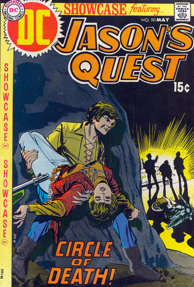 Cover for Showcase (DC, 1956 series) #90