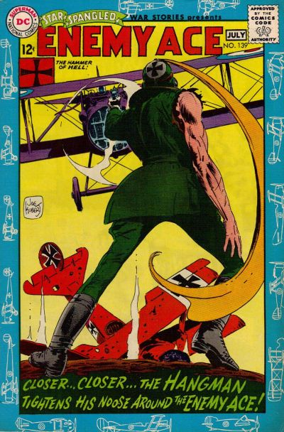 Cover for Star Spangled War Stories (DC, 1952 series) #139