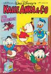 Cover for Kalle Anka & C:o (Hemmets Journal, 1957 series) #8/1985