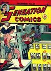 Cover for Sensation Comics (DC, 1942 series) #24