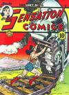 Cover for Sensation Comics (DC, 1942 series) #26
