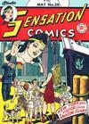 Cover for Sensation Comics (DC, 1942 series) #29