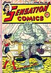 Cover for Sensation Comics (DC, 1942 series) #30